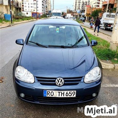 Vw golf 1.9 NAFT 2007 me dogan