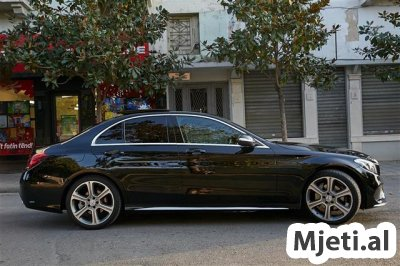 Mercedes Benz C class AMG LINE ( Super full )