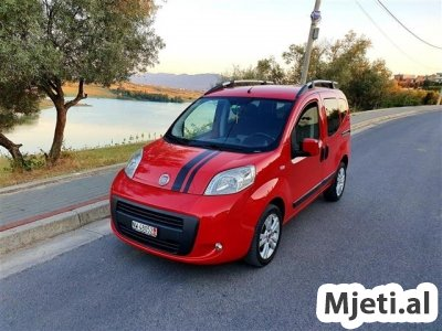 Fiat qubo 1.3 NAFT 2010 Zvicra full options