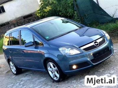 Opel Zafira 1.9 Naft 2007 AUTOMATIK FULL OPTION