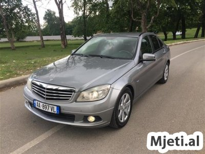 Mercedes-Benz / C 200/ Diezel / Automat / BLUE EFF