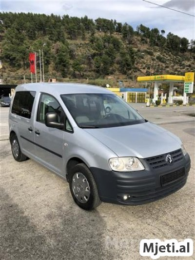Vw caddy 1.9