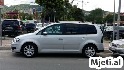 VW Touran 1.9TDI, Viti 2010, Automat, Full option