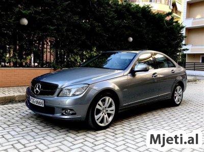 Mercedes Benz C220 CDI Avantgarde Full Opsional