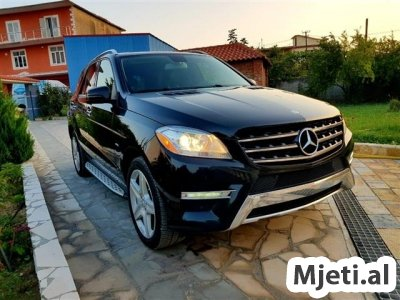 MERCEDES-BENZ ML W166