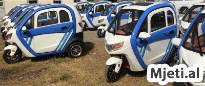 Tricikel elektrik i ri, pershtatshem per invalide