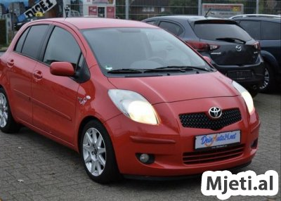 TOYOTA YARIS 1.4 NAFT START ESTOP