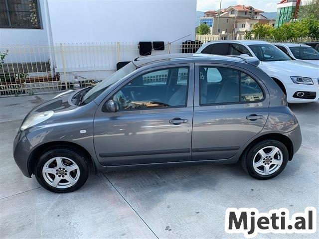 Nissan micra 1.4 benzin + gas viti 2003
