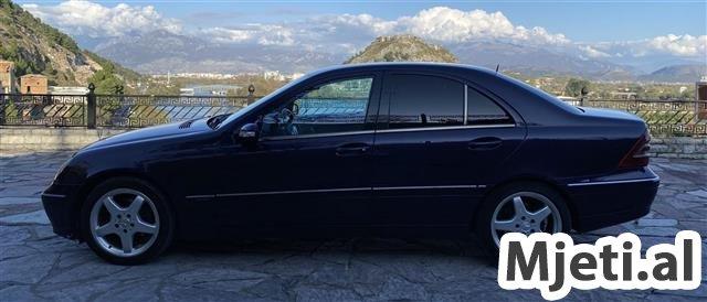 Okazion!! Mercedes Benz c220 avantgarde Automatik
